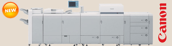 Our new Canon imagePRESS will improve your next print project!